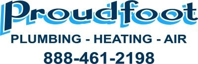 Proudfoot Plumbing Heating Air
